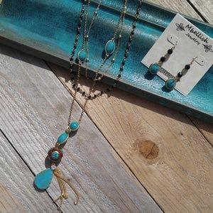 MBellish Turquoise Set